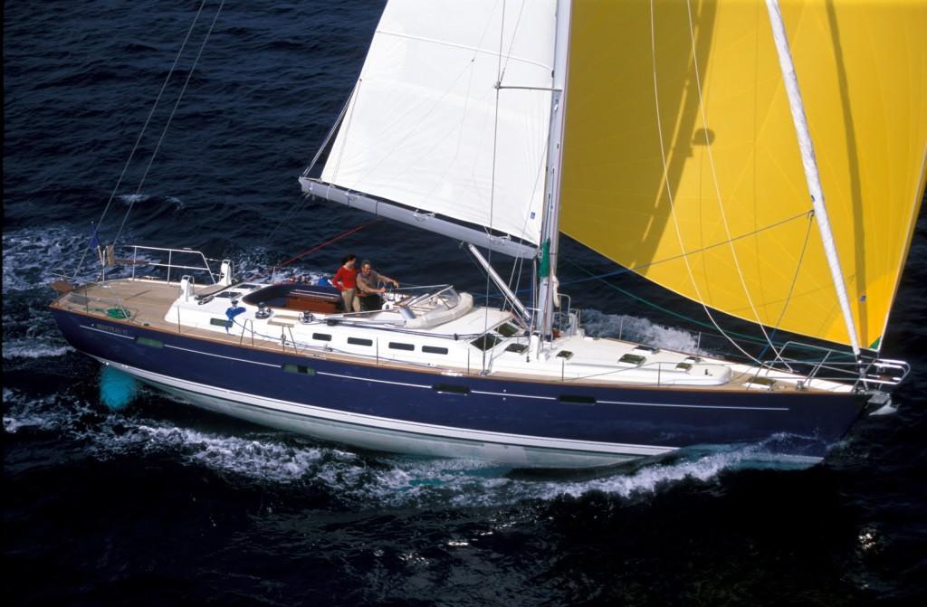 Beneteau-57 noleggio vela Napoli
